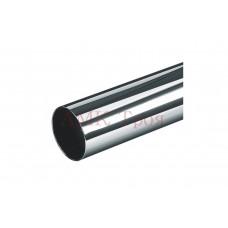 Труба-хром d-50мм L-3000 мм,0,8- 1 мм