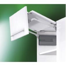 Подъемный механизм для складных фасадов KINVARO  F20. тип 6С.Без заглушек 700-750мм 10-18кг