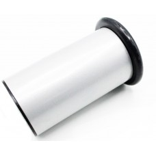 21.464.10 Коннектор D=51мм  h100мм металл. металик ТЕМПО