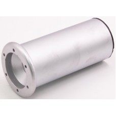 21.459.24 Коннектор D=42мм  h100мм металл. мат. хром. ТЕМПО