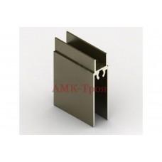 *Рамка нижняя  блест.бронза  5,35м (анод) Аристо
