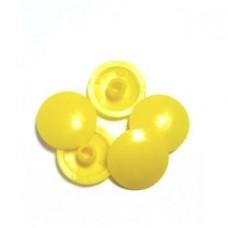 Темно Желтая  Заглушка для евровинта